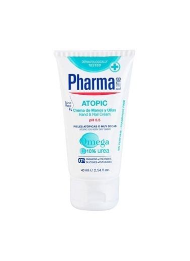 PHARMALINE Pharma Lıne Hand Cream Atopıc Travel 40 Ml Renksiz
